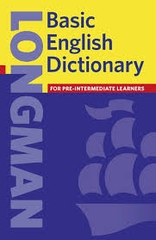 Long Man Basic English Dictionary