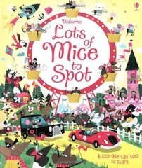 Losts of Mice to Spot