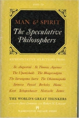 Man & Spirit the Speculative Philosophers
