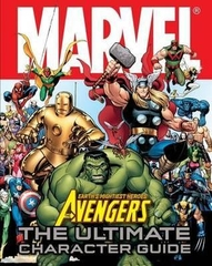 Marvel the Ultimate Character Guide