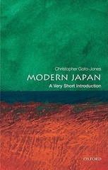 Modern Japan A Very Short Introduction