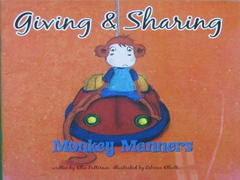 Monkey Manners Giving & Sharing