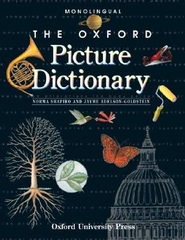 Monolingual The Oxford Picture Dictionary