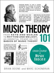 Music Theory 101 A Crash Course in Music Theory