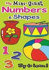 My Mini Giant Numbers Shapes
