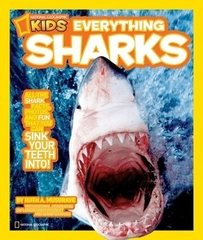 National Geographic Kids Everything Sharks