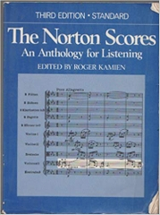 The Norton Scores an Anthology for Listening