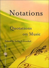 Notations Quotations On Music