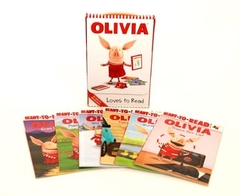 Olivia Love To Read
