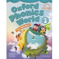 Oxford Phonics World the Alphabet