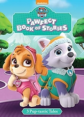 Pawfect Book of Stories Paw Patrol