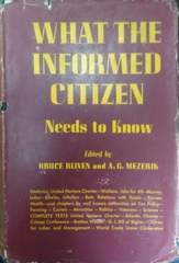 What The Informed Citizen Needs To Know