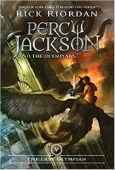 Percy Jackson and the Olympians the Titans Curse