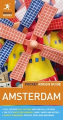 Pocket Rough Guide Amsterdam 2015