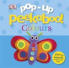 Pop Up Peekaboo Colours