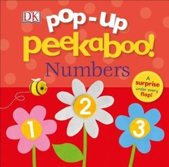 Pop Up Peekaboo Numbers