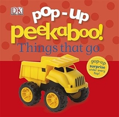 Pop Up Peekaboo Things that Go