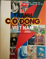 Posters of Vietnamese Painters Tranh Co Dong Vietnam