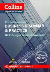 Pre Intermediate Business Grammar & Practice