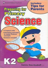 Preparing for Primary Science