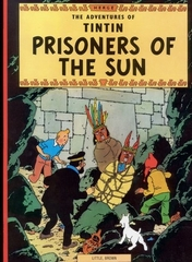 The Adventures of TinTin Pisoners of the Sun