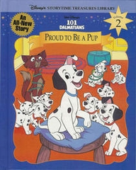 101 Dalmatians Proud to be a Pup