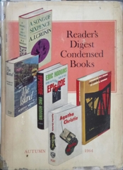 Reader Digest Condensed Books Vol 4 1964