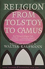 Religion from Tolstoy to Camus