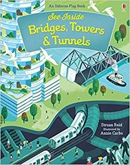 See Inside Bridges Towers & Tunnels