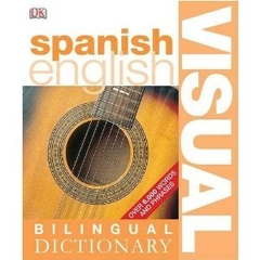 Spanish English Visual Bilingual Dictionary