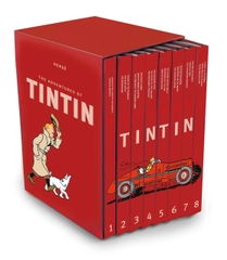 The Adventures of Tintin Complete Box Set
