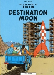 The Adventures of TinTin Destination Moon