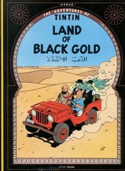 The Adventures of TinTin Land of Black Gold