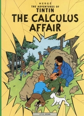 The Adventures of TinTin The Calculus Affair