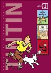 The Adventures of Tintin V1