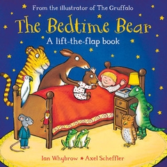 The Bedtime Bear a Lift the Flap Book