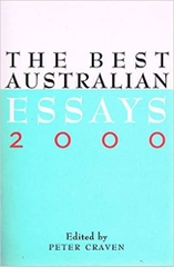 The Best Australian Essays 2000