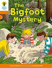 The Bigfoot Mystery