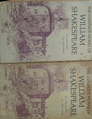 The Complete Works of William Shakespeare V 1 & 2