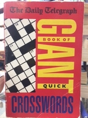 The Daily Telegraph Book of Giant Quick Crosswords