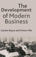 The Development of Modern Business