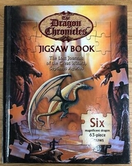 The Dragon Chronicles Jigsaw Book