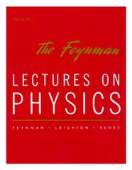 The Feynman Lectures on Physics Vol 1