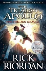 The Trials of Apollo The Hidden Oracle