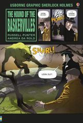 The Hound of the Baskervilles Usborne Graphic Sherlock Holmes