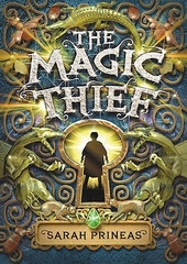 The Magic Thief book one