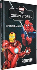 The Origin Stories Spider Man ron Man