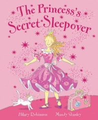 The Princess's Secret Sleepover