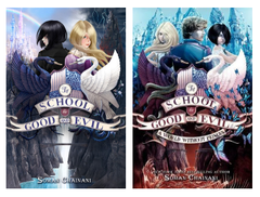 The School for Good and Evil 2 Books