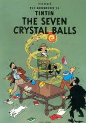 The Adventures of Tintin the Seven Crystal Ball